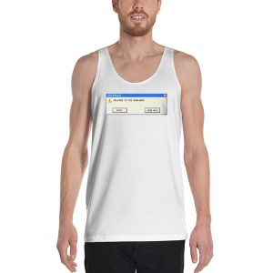 6618 Welcome To The Badlands Tank Top Unisex T Shirt 300x300 - Welcome To The Badlands Tanktop