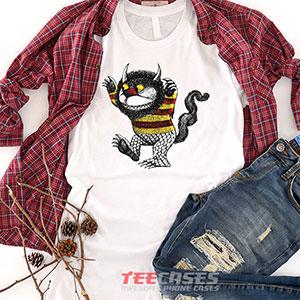 6624 Wild Things Are Carol Walking T Shirt 300x300 - Wild Things Are Carol Walking tshirt