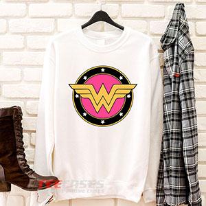 6629 Wonder Woman Logo Sweatshirt 300x300 - Wonder Woman Logo sweatshirt Crewneck