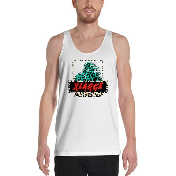 6632 X Large Animalia Tank Top Unisex T Shirt - X Large Animalia Tanktop