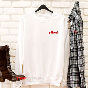 6637 Yikes Sweatshirt 300x300 - Yikes sweatshirt Crewneck