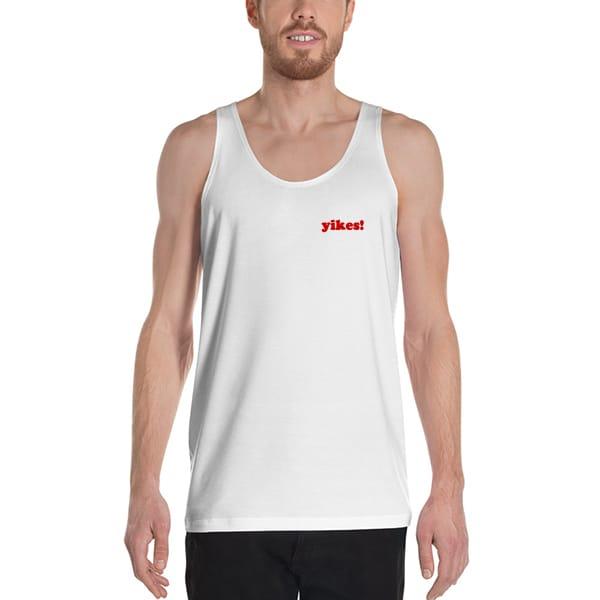 6637 Yikes Tank Top Unisex T Shirt - Yikes Tanktop