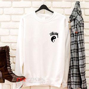 6638 Yin Yang Stussy Sweatshirt 300x300 - Yin Yang Stussy sweatshirt Crewneck