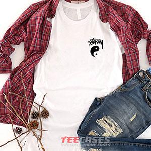 6638 Yin Yang Stussy T Shirt 300x300 - Yin Yang Stussy tshirt