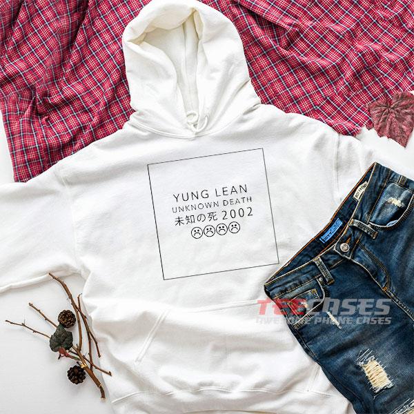 6651 Yung Lean Unknown Death Hoodie Sweatshirts - Yung Lean Unknown Death hoodie