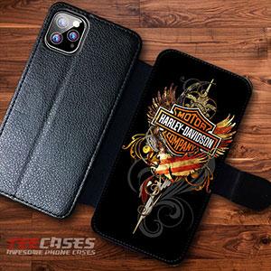 Harley Davidson Case Wallet Cases 23273 300x300 - Harley Davidson Wallet iphone samsung case