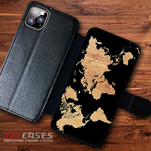 World Map Wallet Cases 23031 300x300 - World Map Wallet iphone samsung case