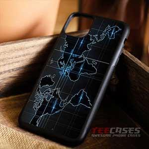 World Map iPhone Cases 23030 300x300 - World Map iPhone case samsung case