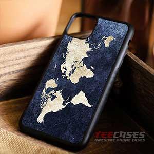 World Map iPhone Cases 23034 300x300 - World Map iPhone case samsung case