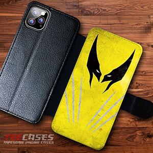 X Men Wolverine Wallet Cases 23045 300x300 - X-Men Wolverine Wallet iphone samsung case