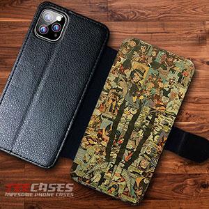 X Men Wolverine Wallet Cases 23051 300x300 - X-Men Wolverine Wallet iphone samsung case