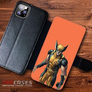 X Men Wolverine Wallet Cases 23055 300x300 - X-Men Wolverine Wallet iphone samsung case