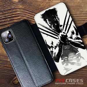 X Men Wolverine Wallet Cases 23056 300x300 - X-Men Wolverine Wallet iphone samsung case