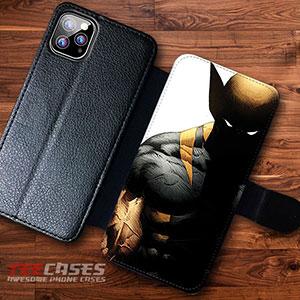 X Men Wolverine Wallet Cases 23057 300x300 - X-Men Wolverine Wallet iphone samsung case