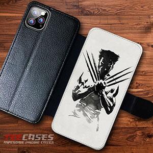X Men Wolverine Wallet Cases 23059 300x300 - X-Men Wolverine Wallet iphone samsung case