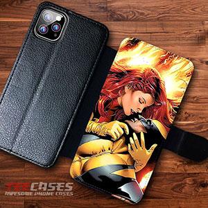 X Men Wolverine Wallet Cases 23061 300x300 - X-Men Wolverine Wallet iphone samsung case