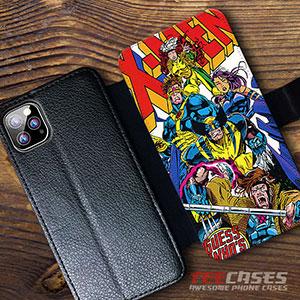 X Men Wolverine Wallet Cases 23062 300x300 - X-Men Wolverine Wallet iphone samsung case