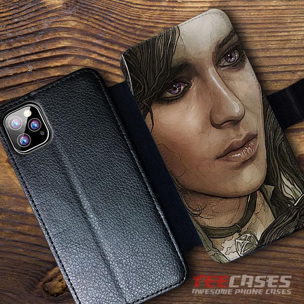 Yennefer Wallet Cases 23088 - Yennefer Wallet iphone samsung case