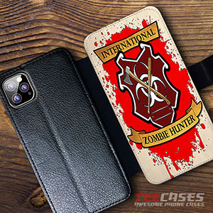 Zombie Hunter Wallet Cases 23118 300x300 - Zombie Hunter Wallet iphone samsung case