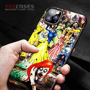 Zombie Princess Disney iPhone Cases 23120 300x300 - zombie princess disney iPhone case samsung case